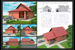 Design of cottage by leila1605