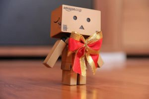 Danbo with bow tie by Skycaller1311
