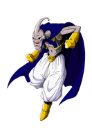 Evil Buu by orco05