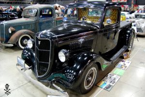 1934 Ford Pickup by CZProductions