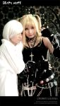 DN Cosplay: Near + Misa by Crissey