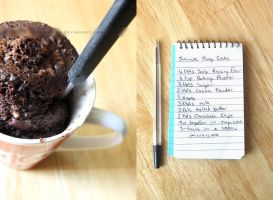 5 Minute Mug Cake Recipe by claremanson