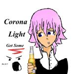 Crona Light by BlooCheez