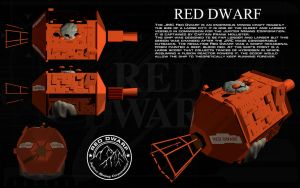 JMC Red Dwarf ortho by unusualsuspex