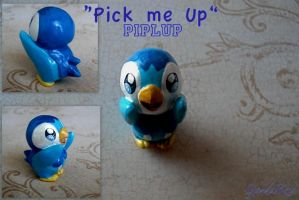 Pick Me Up PIPLUP by GandaKris