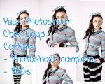 Pack Photoshoot Cher Lloyd by sandrinha98