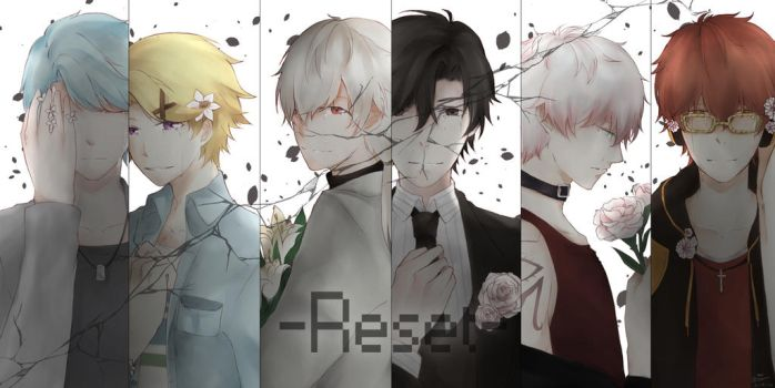 Mystic Messenger: Right here waiting by Timerfeneus