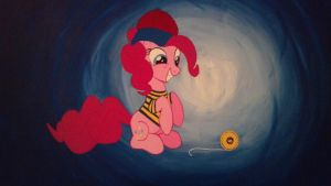 Pinkie Pie - Earthbound by RaynebowCrash
