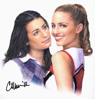 Faberry - Drawing by Live4ArtInLA