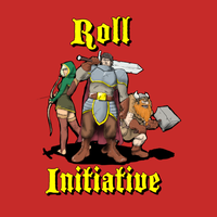 Roll Initiative by PickledGenius