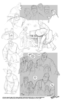 Doodles 28 by GreekCeltic