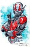 Ant-Man by ToddNauck