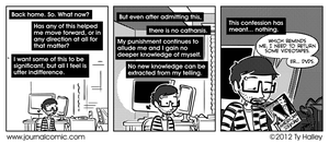 Journal Comic - American Epilogue by tyhalley