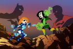Injustice Kim and Shego by EastCoastCanuck