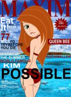 Kim Possible: Cover Girl by derianl