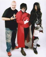 Hellsing photoshoot 2 by D4RKPR1NCE-86