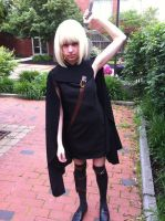 Clare Claymore North Suit by ChiiLissa