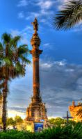 Colourful Barcelona07 by abelamario