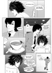 Death Note Doujinshi Page 125 by Shaami