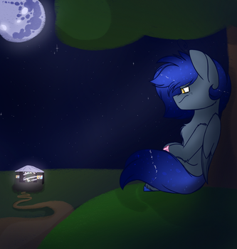 Loud night for some, quiet for others by IAmAN00dle