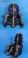 A Throne for Skeletor by Unicron9