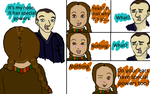 Ninth Doctor Comic by TashiiPear