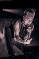Jacoby Shaddix, Papa Roach by lizzys-photos