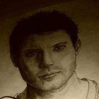 Dean Winchester by charon454