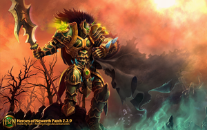 Heroes of Newerth 2.2.9 Patch by Moonymage