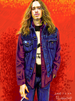 Cliff Burton7 by geum-ja1971