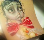 Circus Doll (Unfinished) by XxParanoidAndroidxX