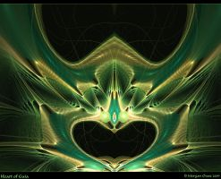 Heart of Gaia by Alterren
