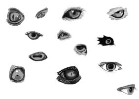 Eye Study by Ionic-Apex