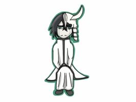 Ulquiorra Cifer by MeaslyMangos