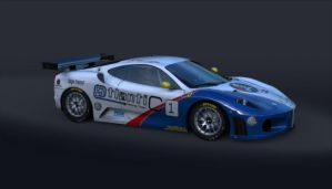 Atlantic Racing Team (Simracing) by AlexVentura
