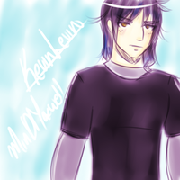 Levin. by MiriMaxwell