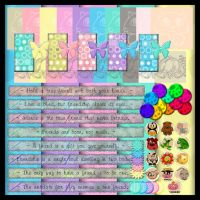 My scrapbook kit set I by noema-13