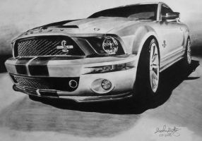 2007 Shelby Mustang GT500 KR by CanadianMaple09