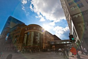 Downtown Minneapolis - Target by TLY88