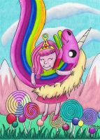 Candy Kingdom by Lady-KL
