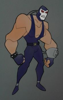 Bane by Quietmadness1