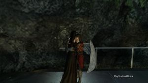 Gabriel Belmont PSHome - Hugging Laura by Malefor666