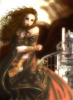 My unfaithful queen by dreasama