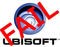 fail Ubisoft  OperationPlatinum by malerfique
