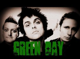 Green Day by MaxRideFlockLover12