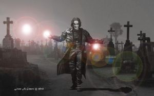 Eric Draven by totoletoto
