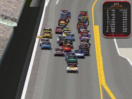 Piston Cup at Daytona by Jonny683