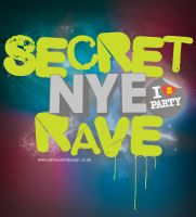 NYE Secret Rave by AustinUK17