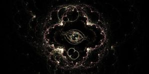 the eye of god by AllenDust