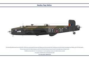 Halifax GB 58 Sqn 1 by WS-Clave